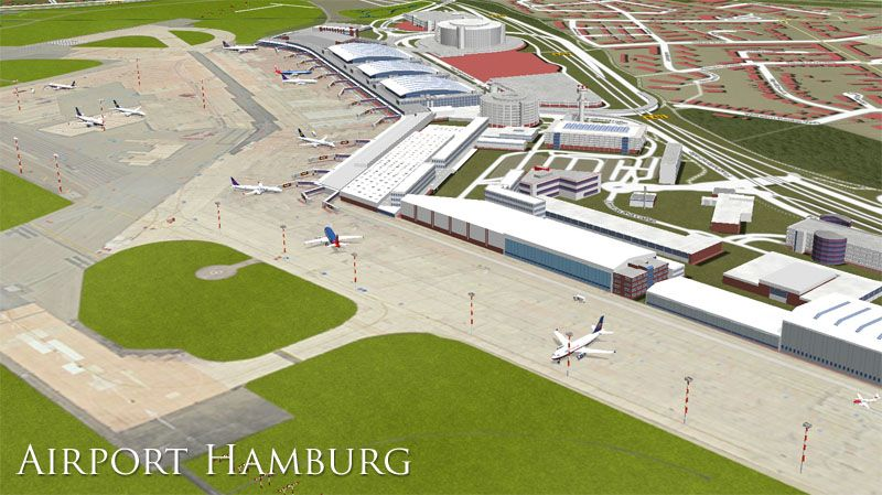 Airport_Hamburg