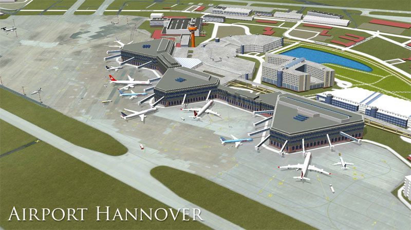 Airport_Hannover