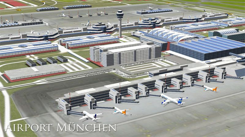 Airport_Muenchen
