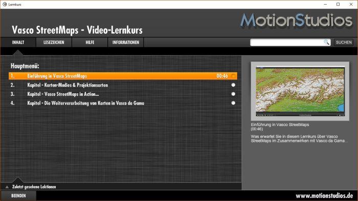 Lernkurs VSM6Snap 1