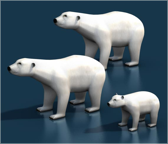 Eisbaeren