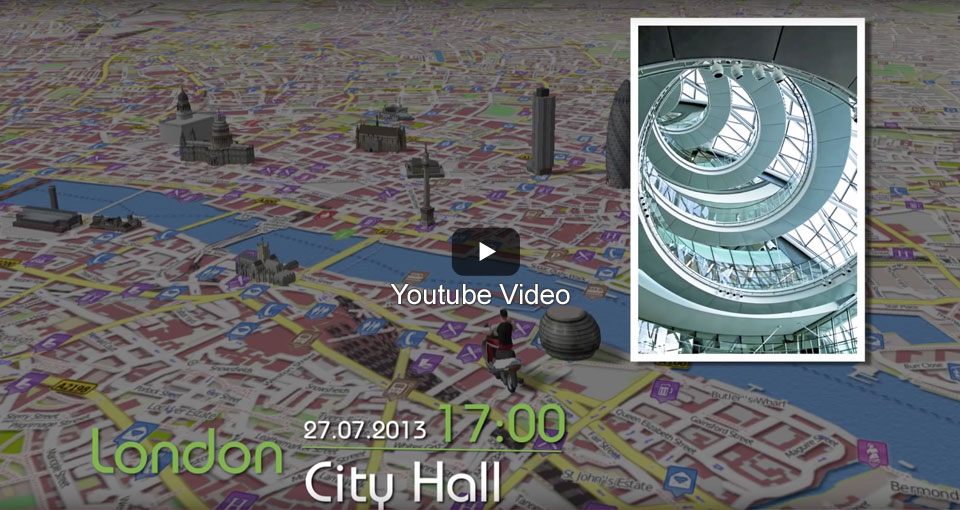 Vasco StreetMaps Featurevideo bei Youtube