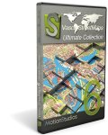 Upgrade Vasco StreetMaps 6 Ultimate Collection