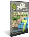 Upgrade Vasco StreetMaps 7 Europa