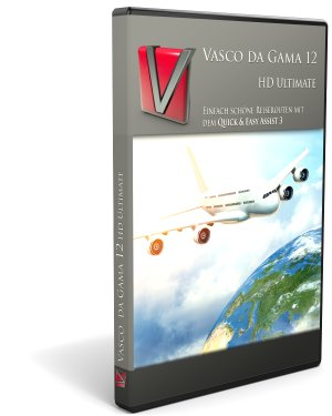 Vasco da Gama 12 HD Ultimate