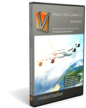 Upgrade Vasco da Gama 12 Advanced