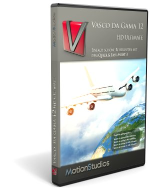Upgrade Vasco da Gama 12 HD Ultimate