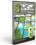 Upgrade Vasco StreetMaps 8 Ultimate