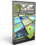 Upgrade Vasco StreetMaps 9 Ultimate