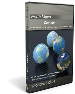 Earth Maps Classic