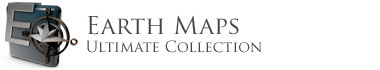 Earth Maps Ultimate Collection